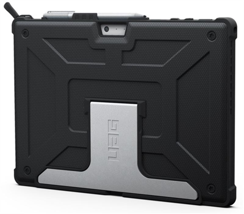 UAG Metropolis case, black - Surface Pro 7/6/5/4