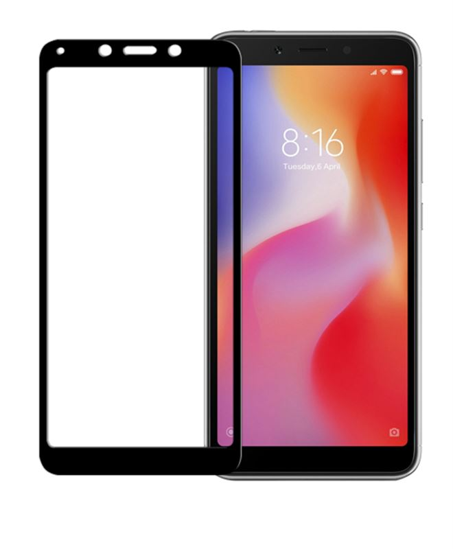 Odzu Glass Screen Protector E2E - Xiaomi Redmi 6A