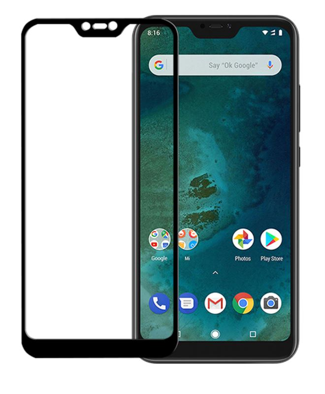 Odzu Glass Screen Protector E2E - Mi A2 Lite