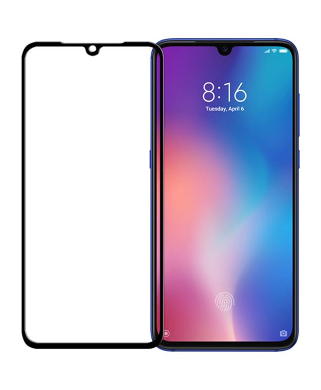 Odzu Glass Screen Protector E2E - Xiaomi Mi 9