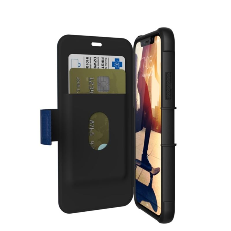 UAG Metropolis case Cobalt, blue - iPhone XS/X