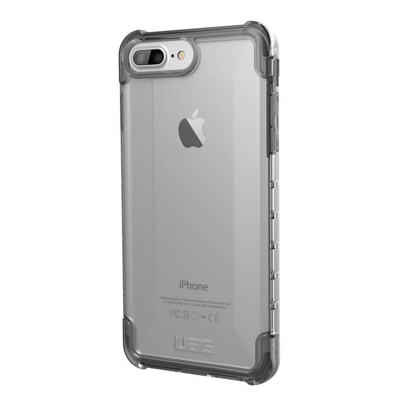 UAG Plyo case Ice, clear - iPhone 8+/7+/6s+