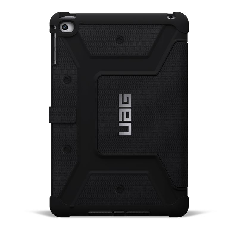 UAG folio case Scout, black - iPad mini 4