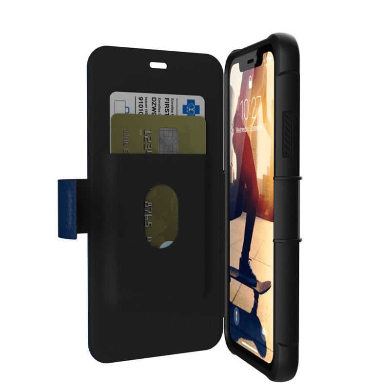 UAG Metropolis case Cobalt, blue - iPhone XR