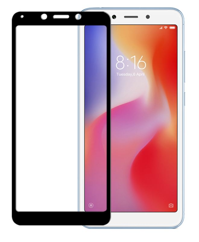 Odzu Glass Screen Protector E2E - Xiaomi Redmi 6