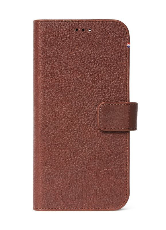 Decoded Wallet, brown - iPhone 12 Pro Max