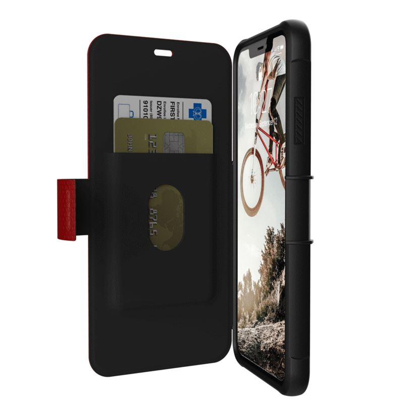 UAG Metropolis case Magma, red - iPhone XS Max
