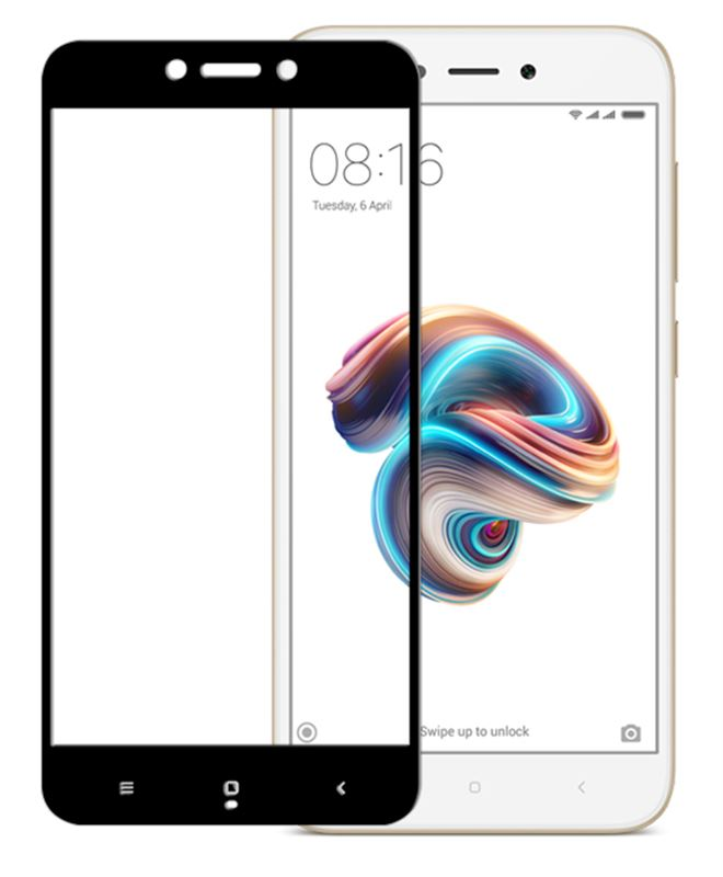 Odzu Glass Screen Protector E2E - Xiaomi Redmi 5A
