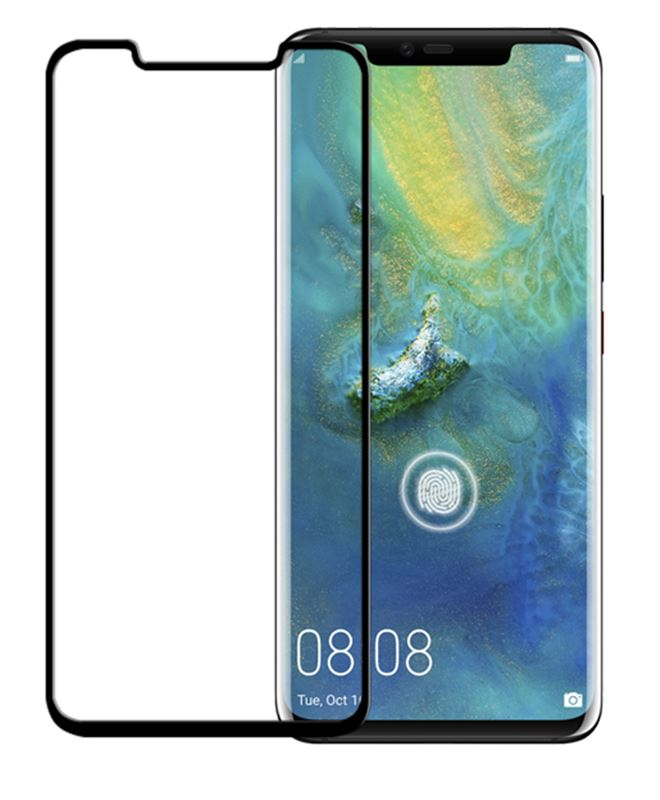 Odzu Glass Screen Protector 3D E2E - H Mate 20 Pro
