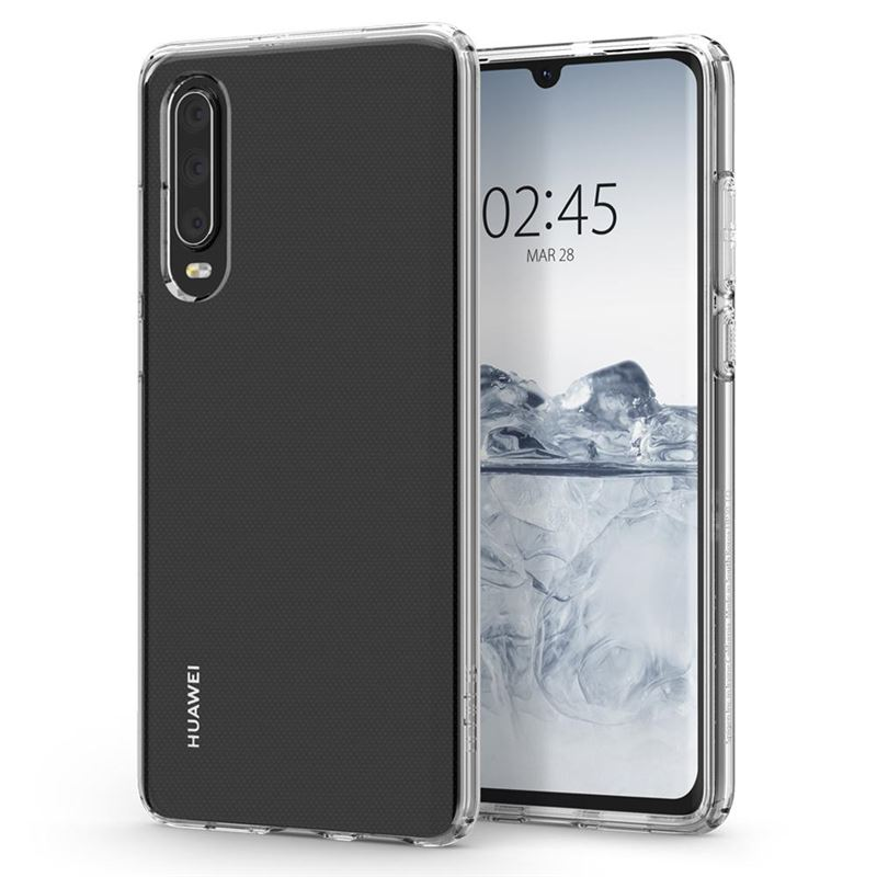 Spigen Liquid Crystal, clear - Huawei P30