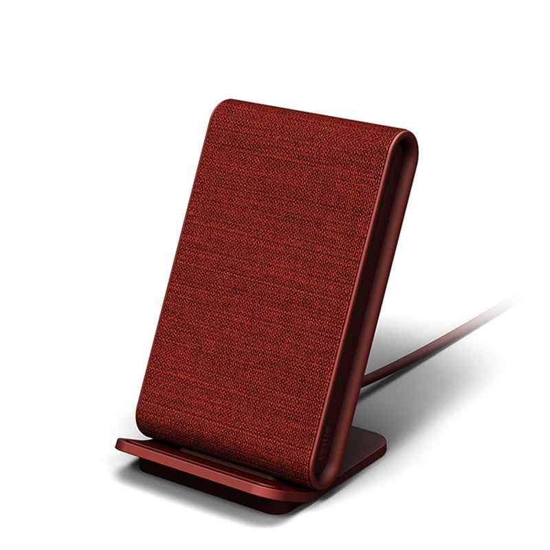iOttie iON Wireless Stand Ruby, red