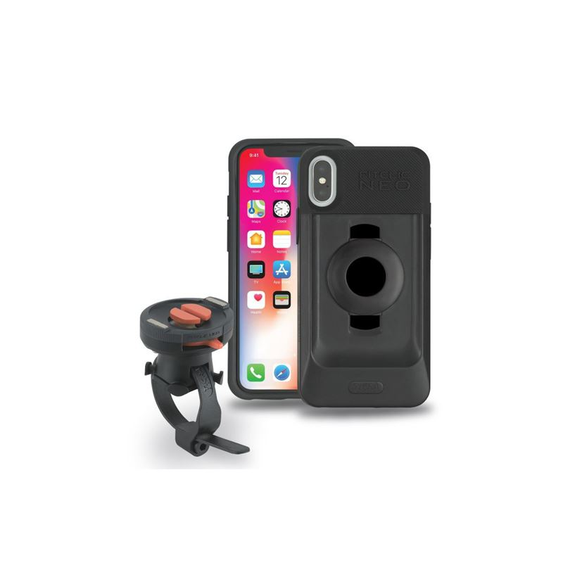 TigraSport FitClic Neo Bike Kit - iPhone X/XS