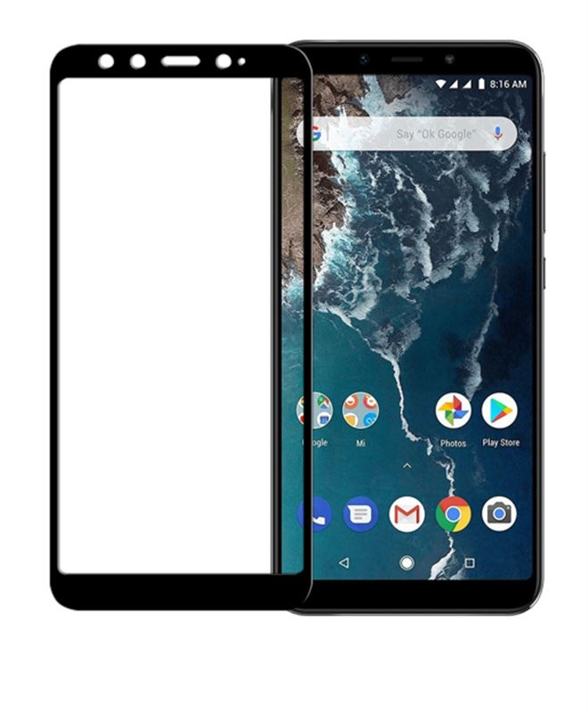 Odzu Glass Screen Protector E2E - Xiaomi Mi A2
