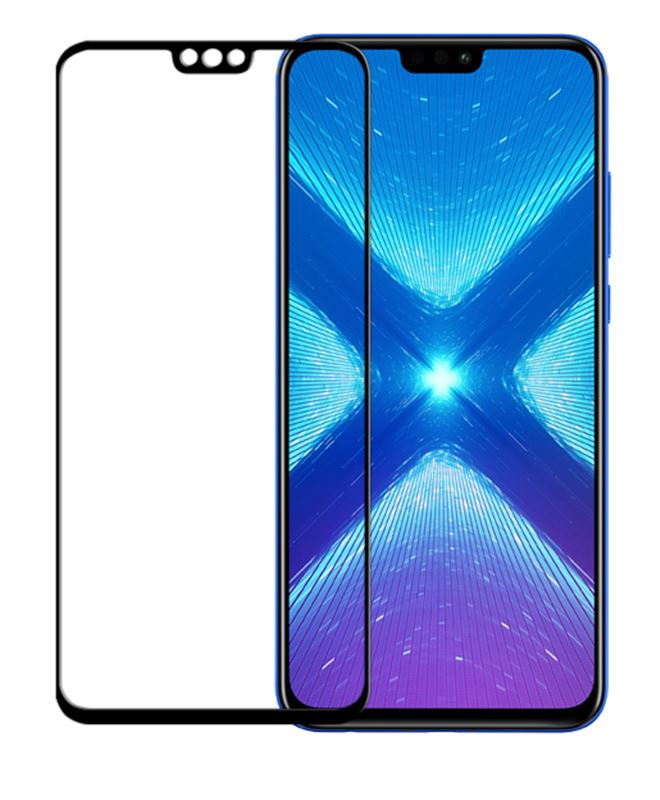 Odzu Glass Screen Protector E2E - Honor 8X
