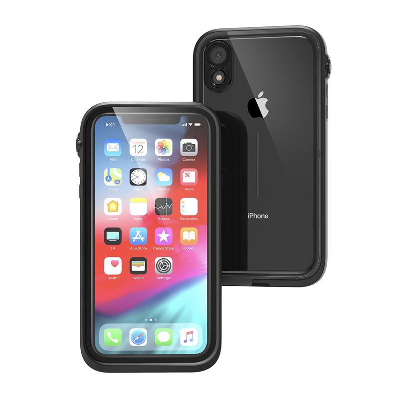 Catalyst Waterproof case, black - iPhone XR
