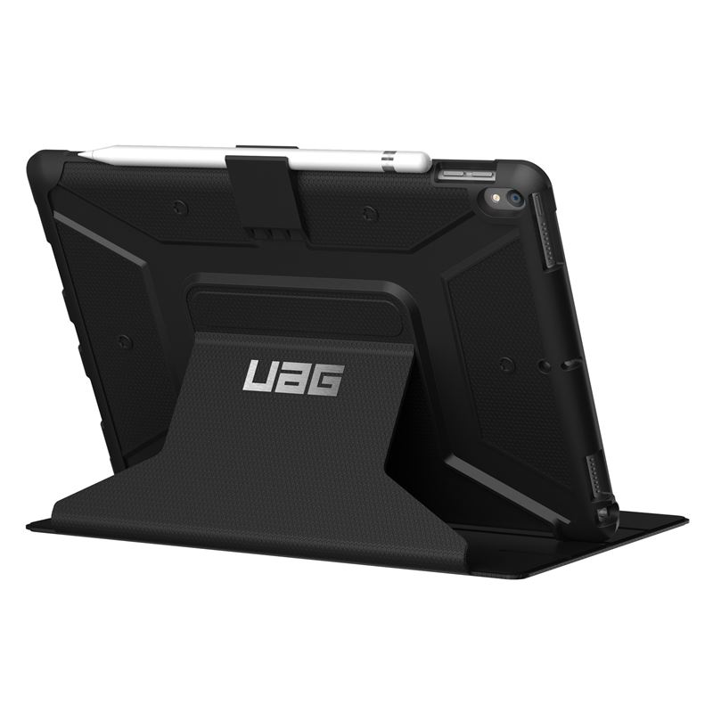 UAG Metropolis case, black - iPad Air 19/Pro 10.5""