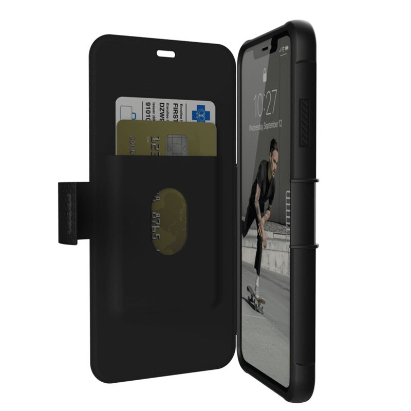 UAG Metropolis case Black, black - iPhone XS Max