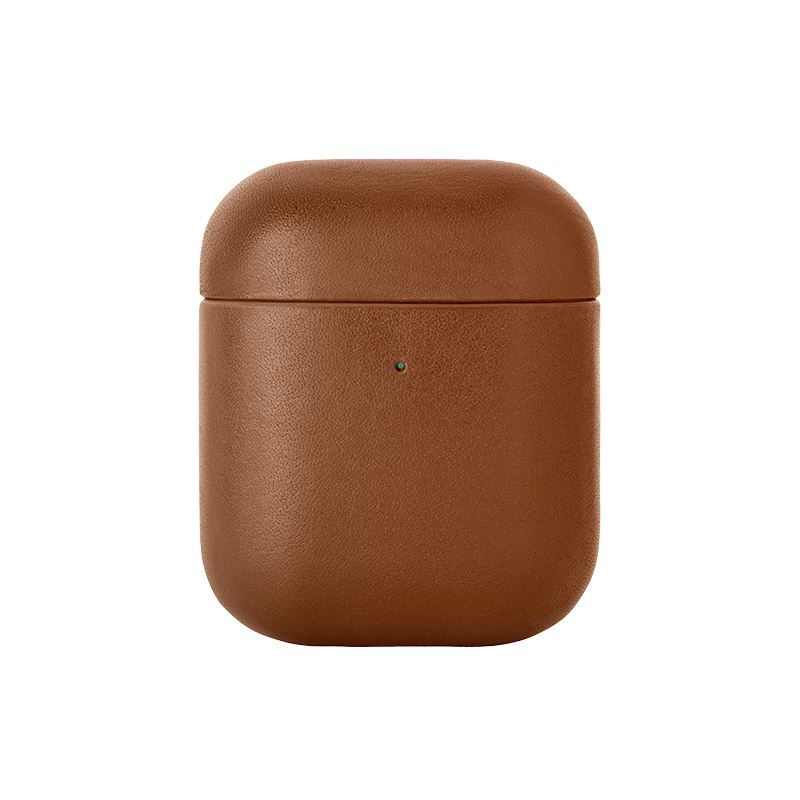Native Union Classic Leather Case, tan - AirPods