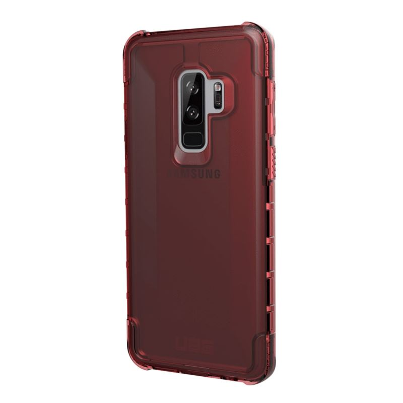 UAG Plyo case Crimson, red - Galaxy S9+