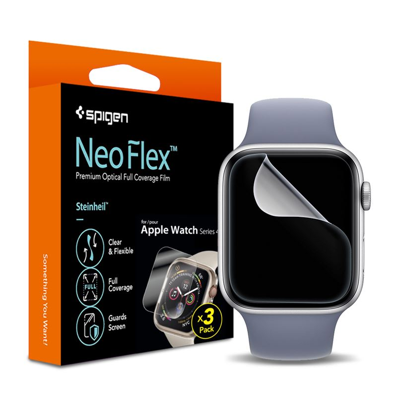 Spigen Film Neo Flex - Apple Watch 5/4 40 mm