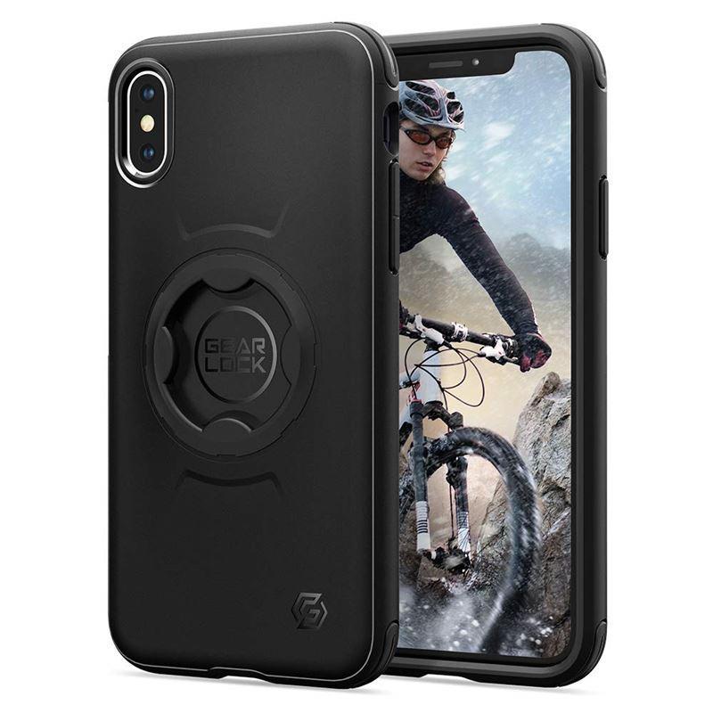 Spigen Gearlock Mount case - iPhone XS/X