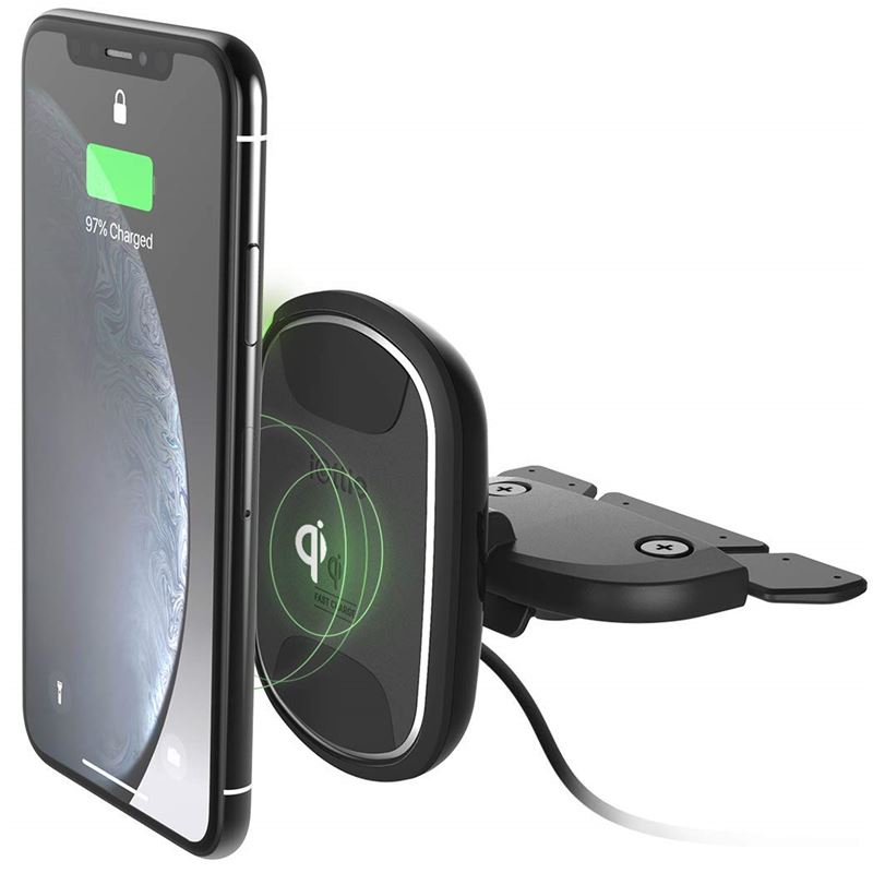 iOttie iTap Wireless 2 Fast Charging Magnetic CD