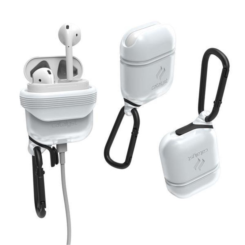 Catalyst Waterproof case, frost white - AirPods