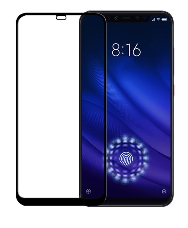 Odzu Glass Screen Protector E2E - Xiaomi Mi 8 Pro