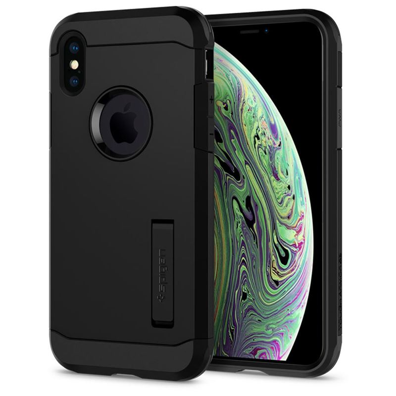 Spigen Tough Armor XP, black - iPhone XS/X