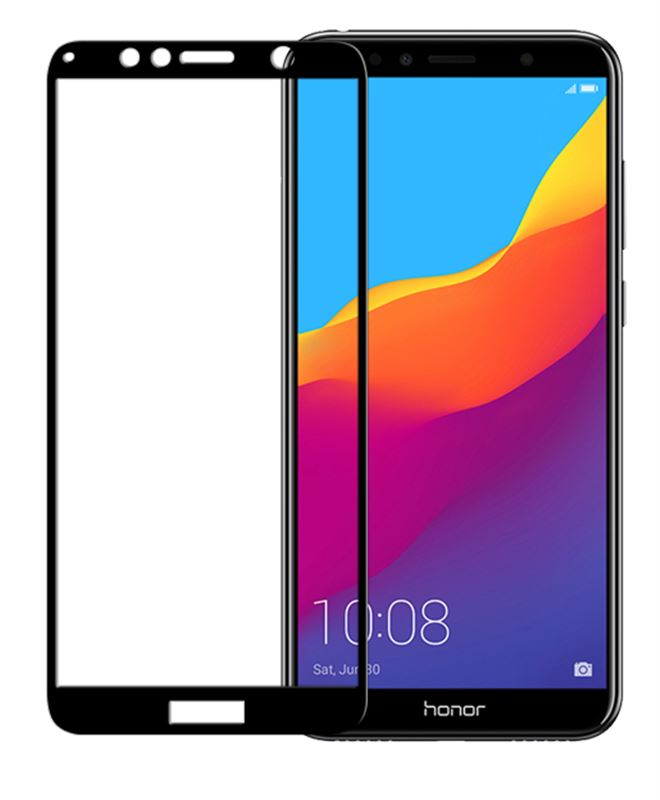 Odzu Glass Screen Prot. E2E - Y6 Prime 18/Honor 7A