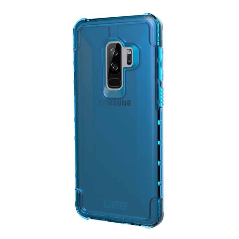 UAG Plyo case Glacier, blue - Galaxy S9+