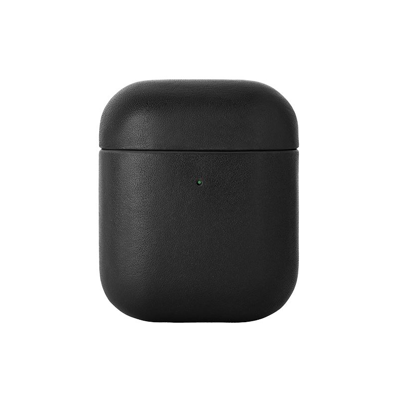 Native Union Classic Leather Case, black - AirPods