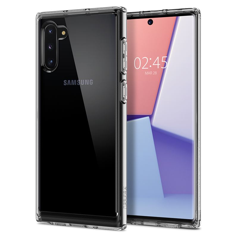 Spigen Ultra Hybrid, clear - Galaxy Note 10