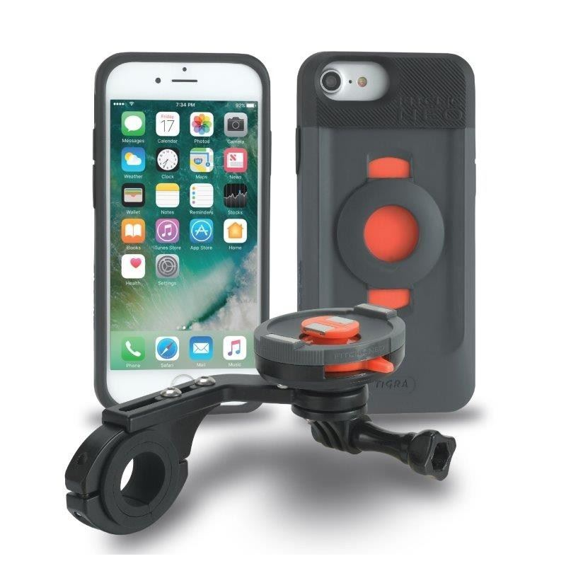 TigraSport FitClic Bike Kit F.- iPhone 6s/7/8/SE20
