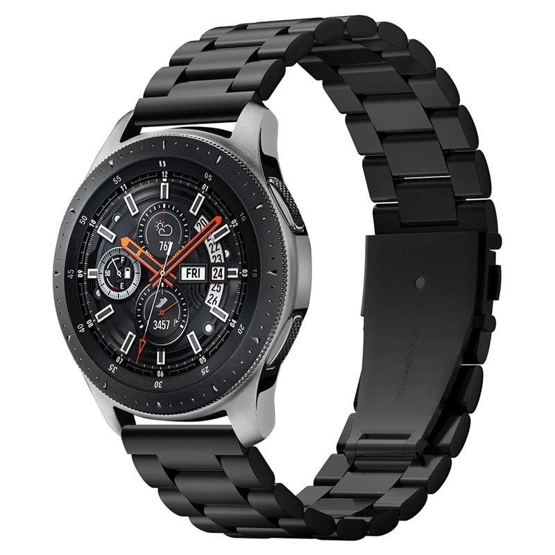 Spigen Modern Fit, black - Galaxy Watch 46mm