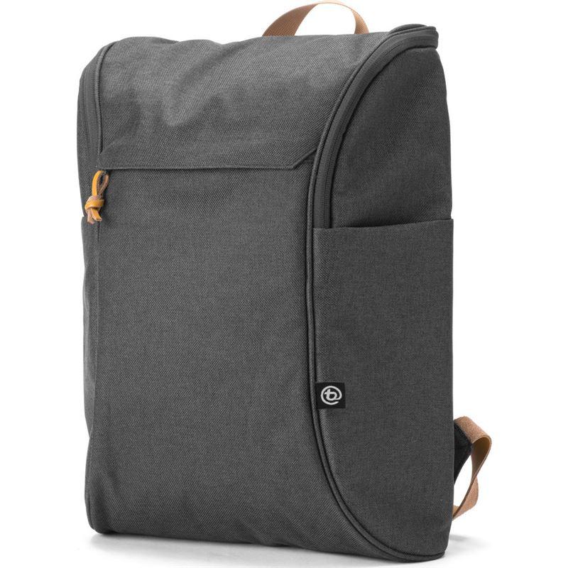 Booq Daypack, black/tan
