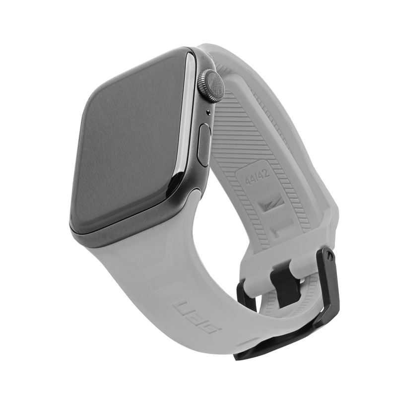 UAG Scout Strap, silver - Apple Watch 44/42 mm