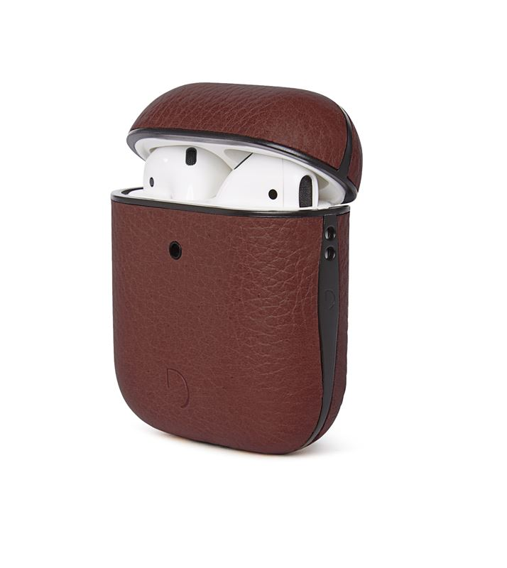 Decoded AirCase 2, brown - AirPods