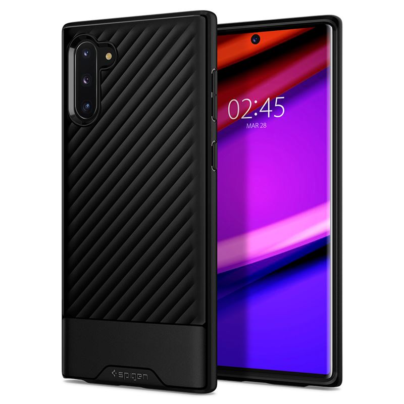 Spigen Core Armor, black - Galaxy Note 10