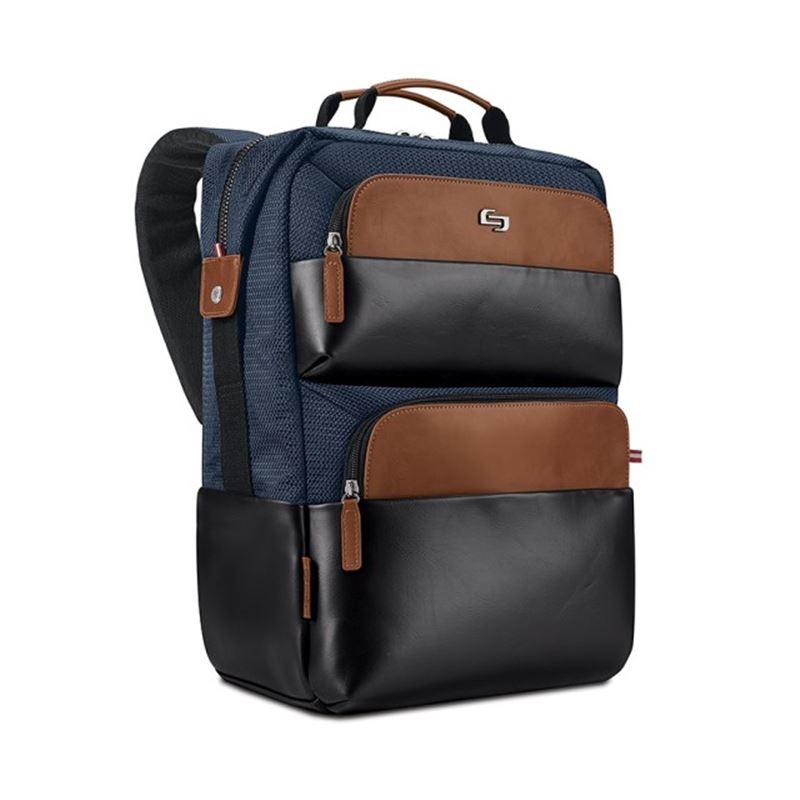 """Solo East Hampton Backpack, blue - 15.6"""""""