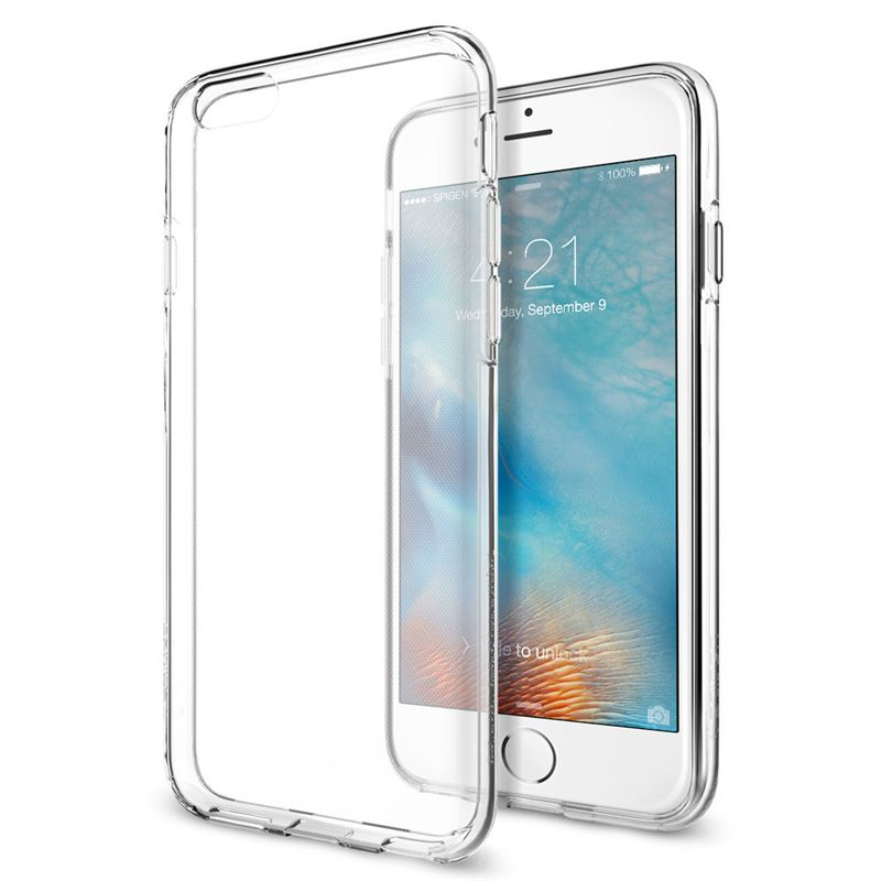 Spigen Liquid, crystal - iPhone 6/6s