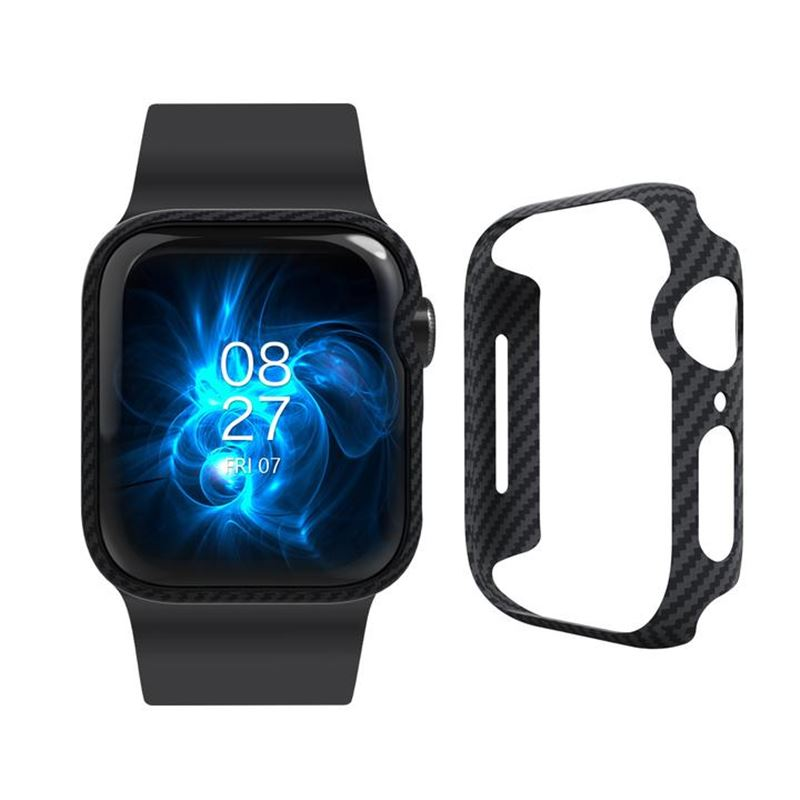 Pitaka Air case, black/grey - Apple Watch 5/4 40mm