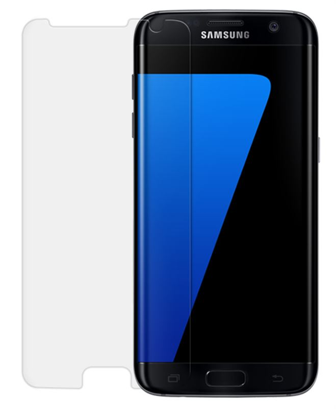 Odzu Glass Screen Protector, 2pcs - Galaxy S7