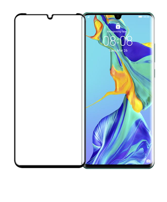 Odzu Glass Screen Protector 3D E2E -Huawei P30 Pro