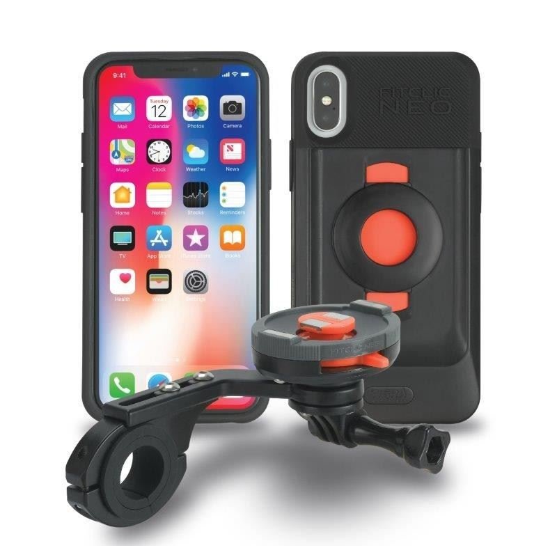 TigraSport FitClic Bike Kit Forward - iPhone X/XS