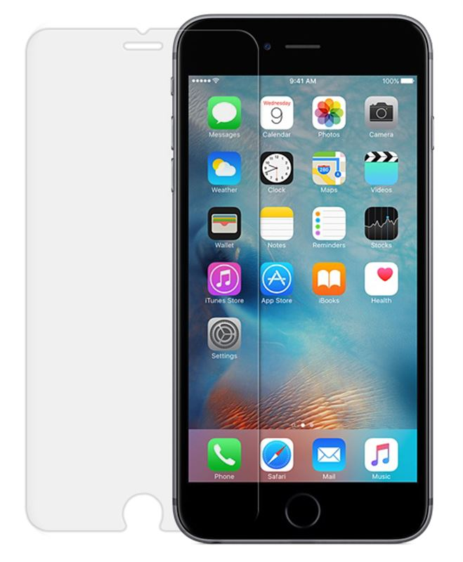 Odzu Glass Screen Protector, 2pcs - iPhone 6/6s
