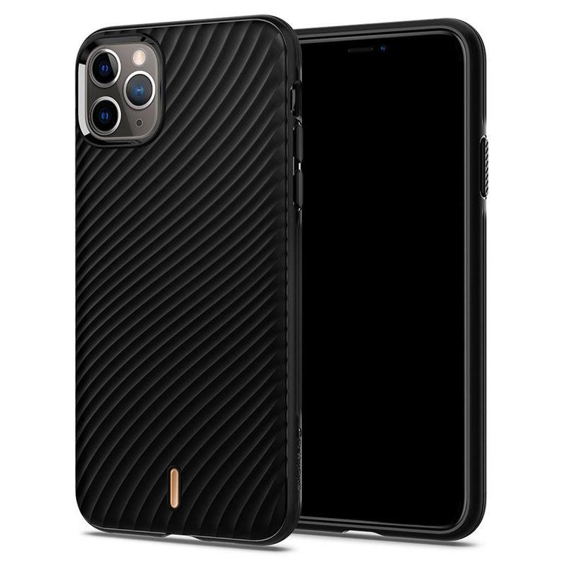 Spigen Ciel Wave Shell, black - iPhone 11 Pro