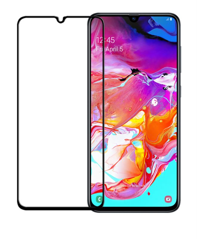 Odzu Glass Screen Protector E2E - Galaxy A70