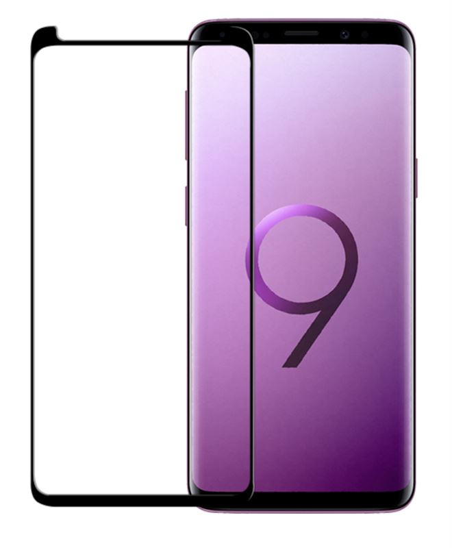 Odzu Glass Screen Protector 3D E2E - Galaxy S9