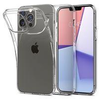 Spigen Crystal Flex, cr. clear - iPhone 13 Pro Max